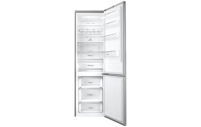 Холодильник LG GW-B499SMFZ внутри