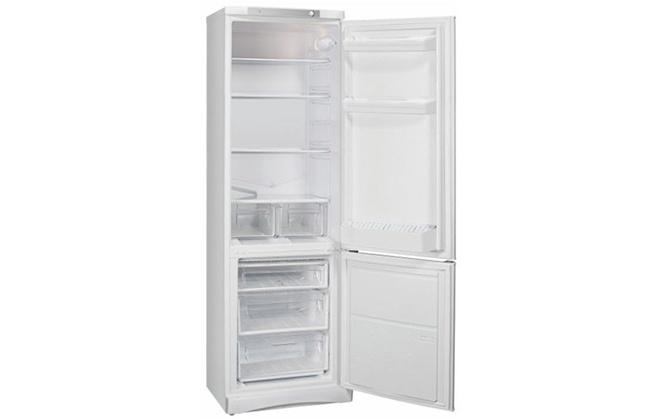 Холодильник Stinol STN 185 D внутри