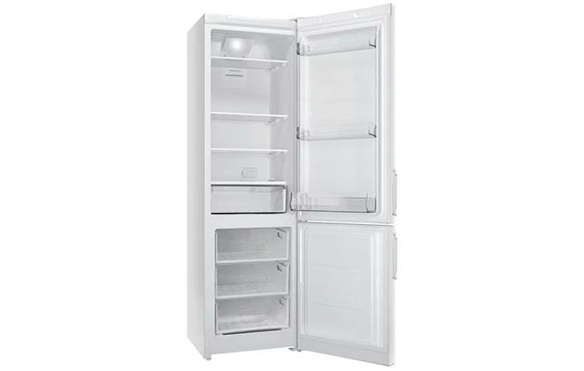 Холодильник Stinol STN 200 в открытом виде