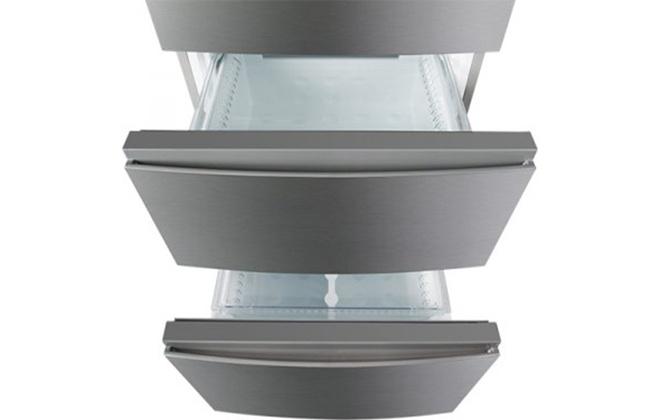 Нижние ящики холодильника Haier