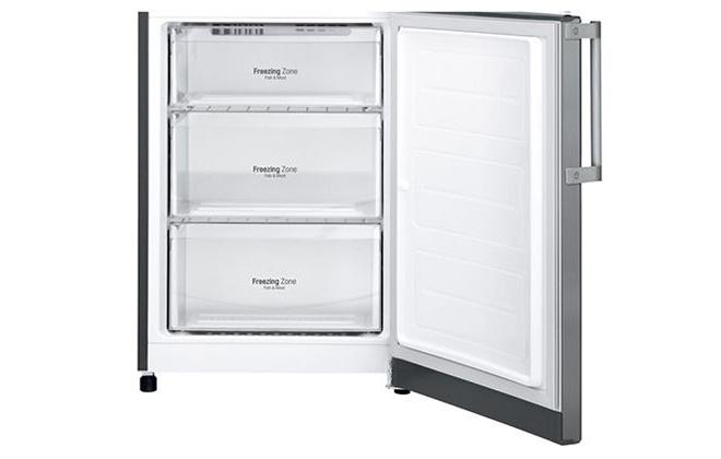 Нижняя камера холодильника LG GA-B499YLUZ