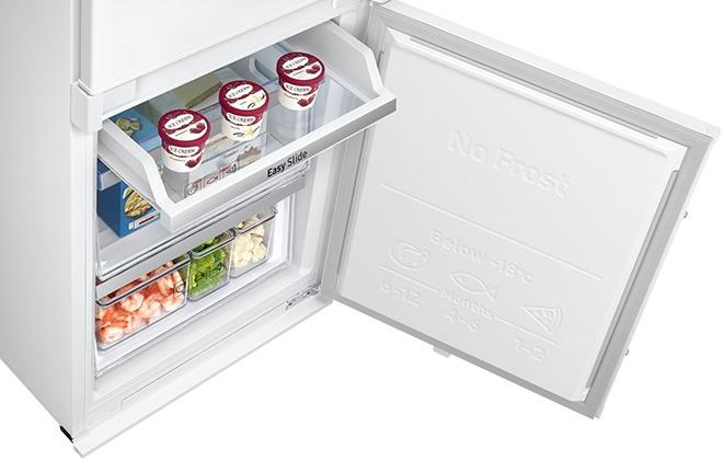 Нижняя камера холодильника Samsung
