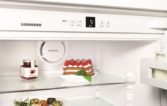 Панель управления холодильника Liebherr Icuns