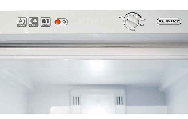 Панель управления холодильника Pozis RK FNF-172