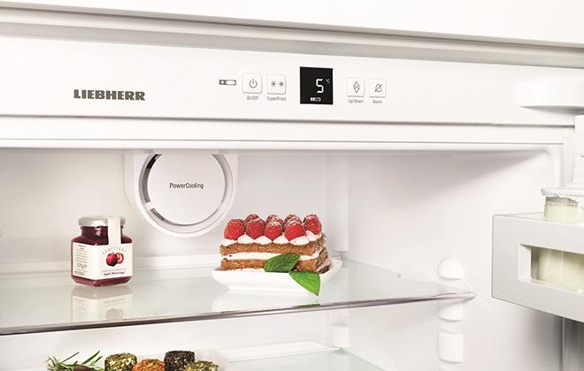 Панель управления холодильником Liebherr