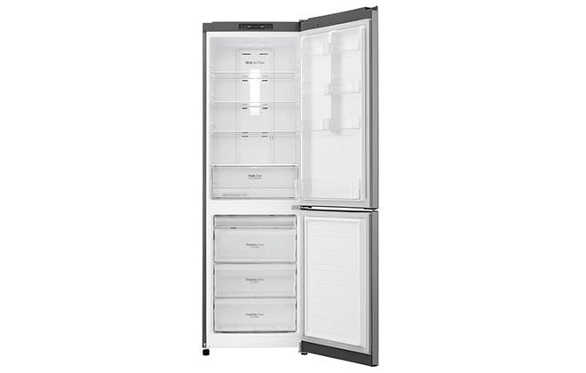 Пустой холодильник LG GA-B419SLJL