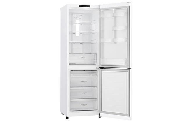 Пустой холодильник LG GA-B419SQJL