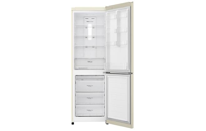Пустой холодильник LG GA-B419SYGL