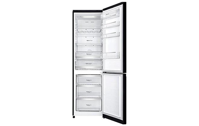 Пустой холодильник LG GA-B499TGBM