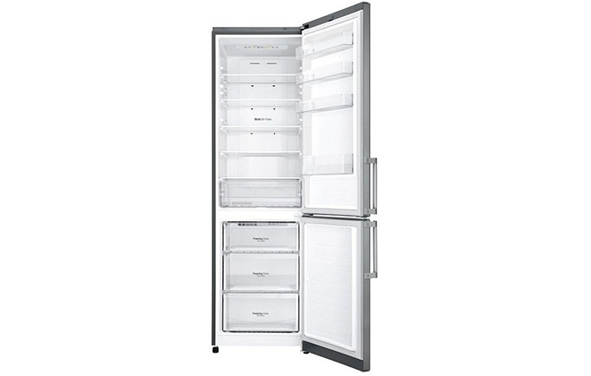 Пустой холодильник LG GA-B499YLUZ