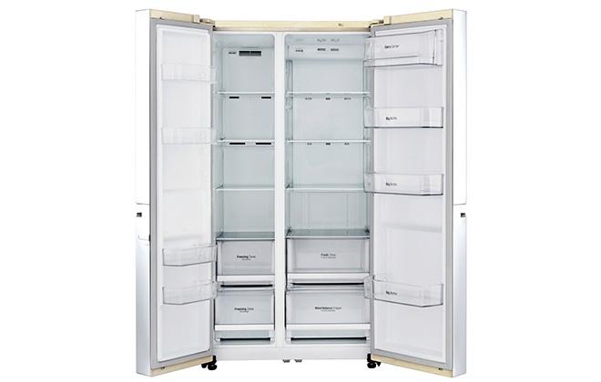 Пустой холодильник LG GC-B247SEUV