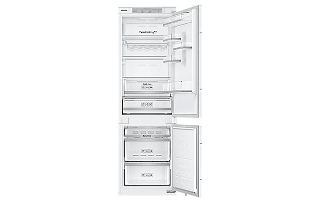 Пустой холодильник Samsung