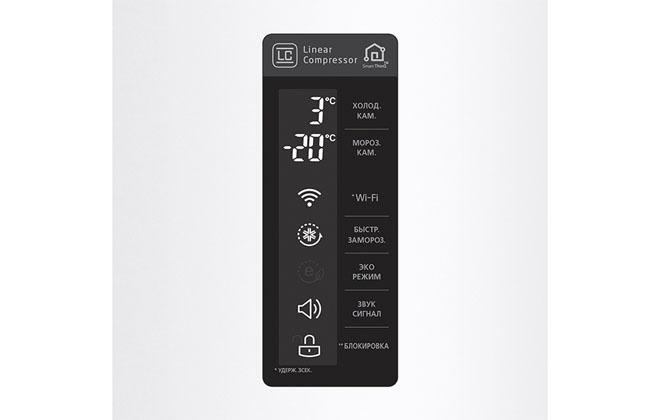 Терморегулятор LG GA-B429SQQZ