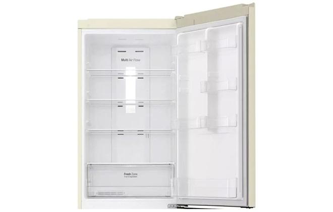 Верхняя камера холодильника LG GA-B419SYGL