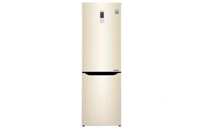 Внешний вид холодильника LG GA-B419SYGL