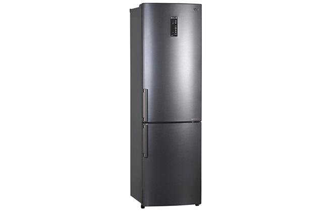 Внешний вид холодильника LG GA-B499YLUZ