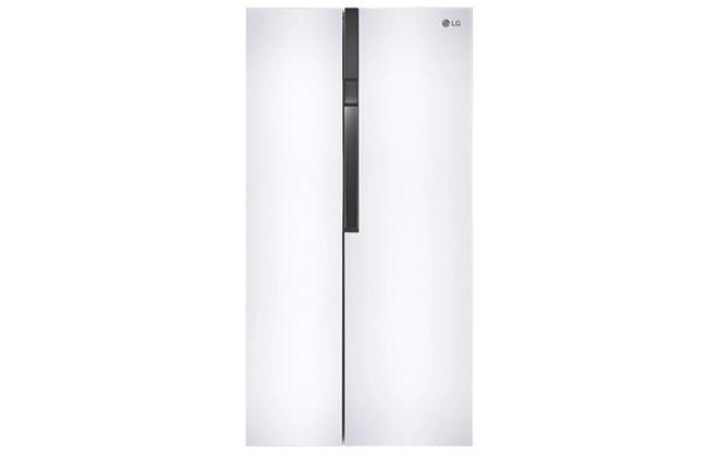 Внешний вид холодильника LG GC-B247JVUV