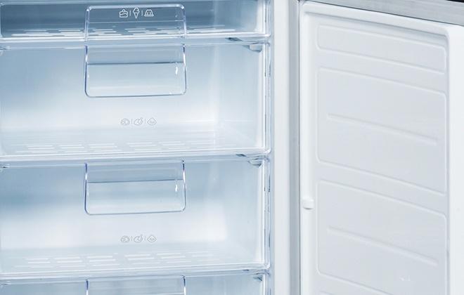 Выдвижные ящики холодильника LG