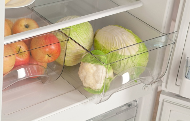 Ящики холодильника Атлант для овощей и фруктов