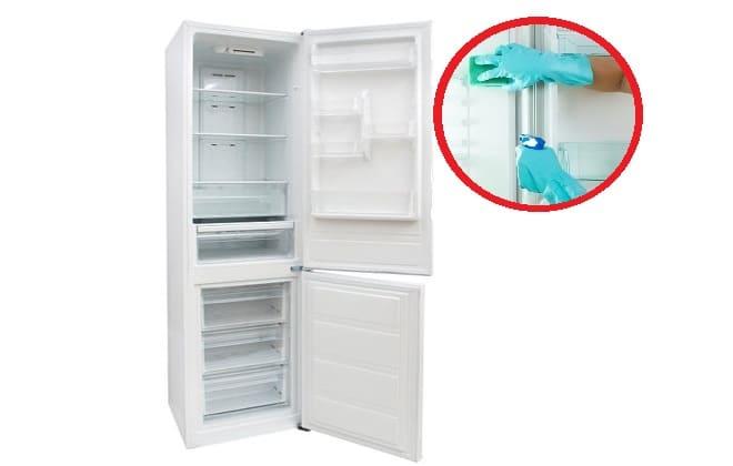 Чем и как можно дома помыть холодильник
