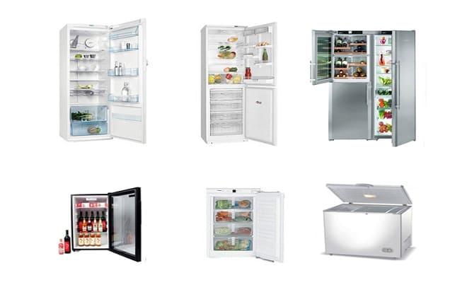 Количество камер в холодильниках для дома
