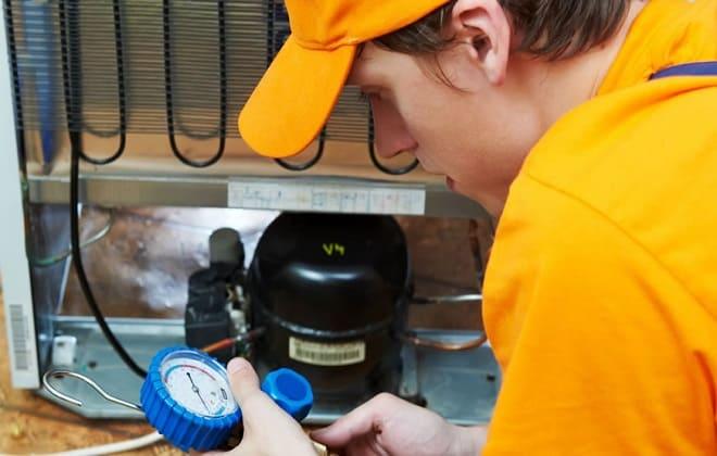 Диагностика компрессора холодильника