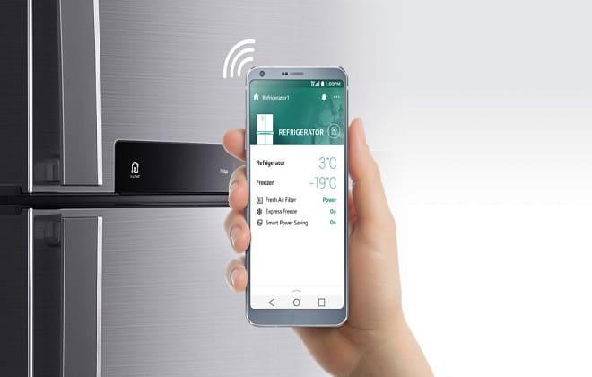 Как правильно подключить холодильник LG к Wi-Fi