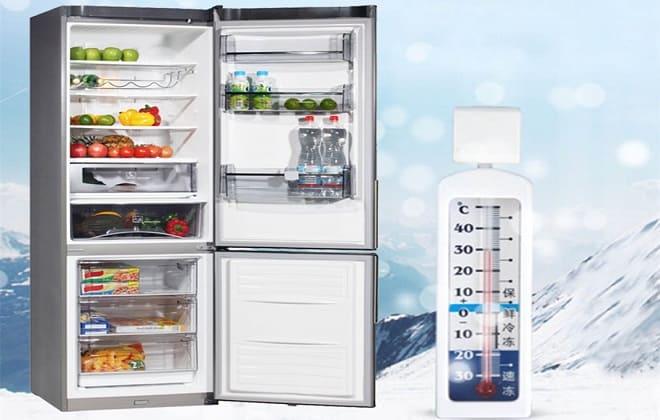 Какая температура должна быть в домашнем холодильнике индезит