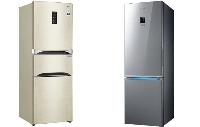 Какой холодильник лучше для дома LG или Samsung