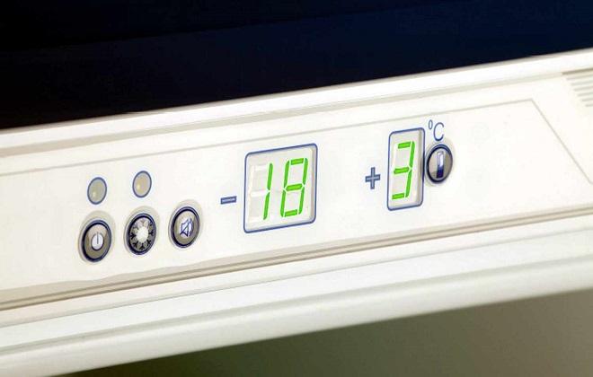 Нарушения температурного фона в холодильнике Индезит