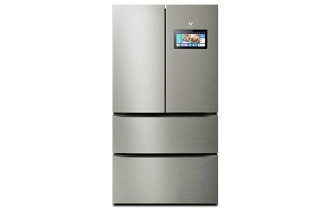 Viomi Intelligent French Four-door Refrigerator