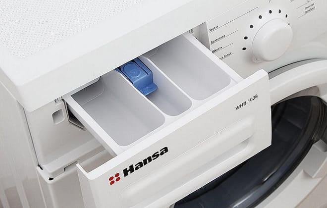 Как дома почистить лоток для порошка в стиральной машине