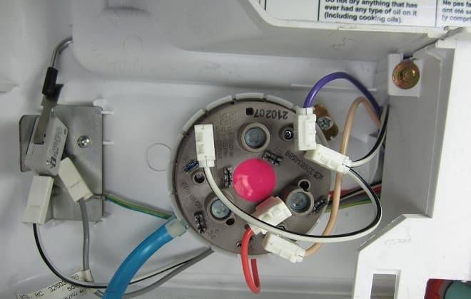 Датчик уровня воды стиральной машины LG