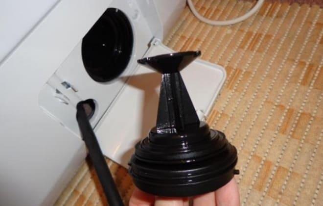 Как самому почистить фильтр в стиральной машине LG