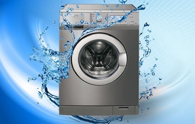 Какой расход воды стиральной машины