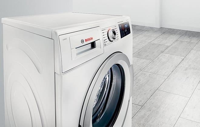 Коды ошибок на стиральных машинах Бош