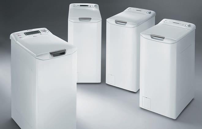 Лучшие модели стиральных машин с вертикальной загрузкой