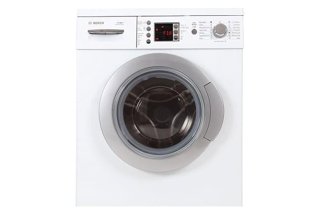 Ошибка F18 на табло в стиральной машине Bosch