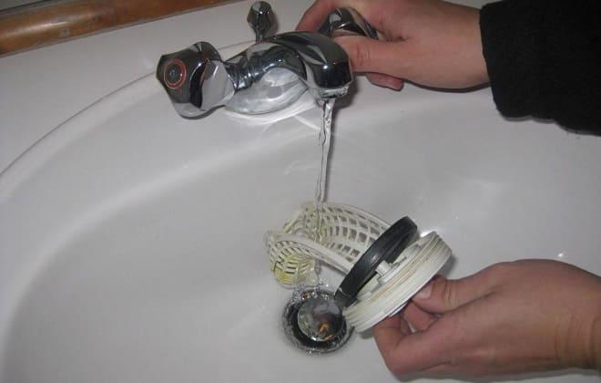 Помыть фильтр стиралки