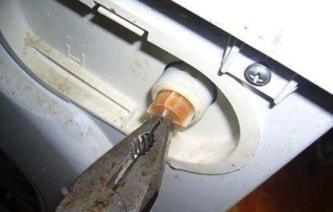 Проблемы с наливным клапаном в стиралке
