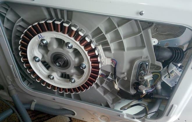 Проблемы с обмоткой двигателя стиралки