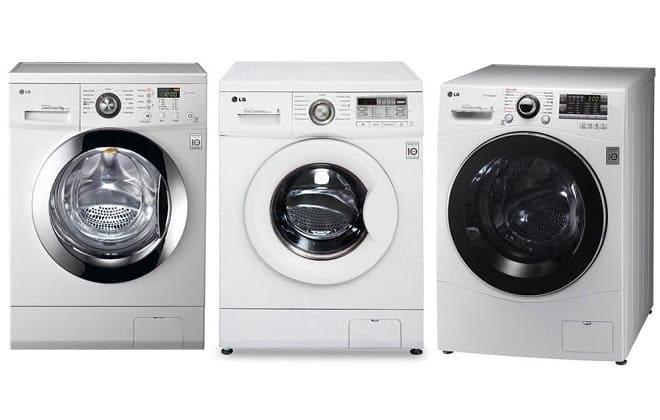 Рейтинг лучших стиральных машин LG