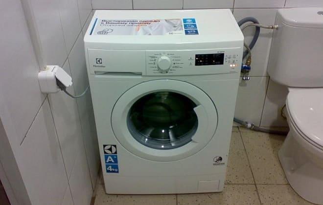Самостоятельное подключение стиральной машины к электросети