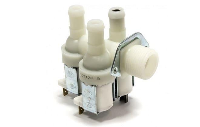 Водозаборный клапан в стиралке