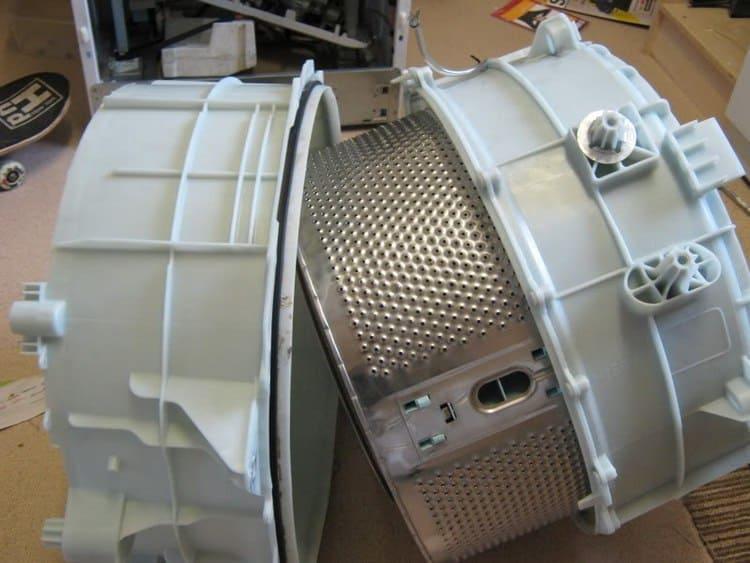 Замена барабана стиральной машины своими руками