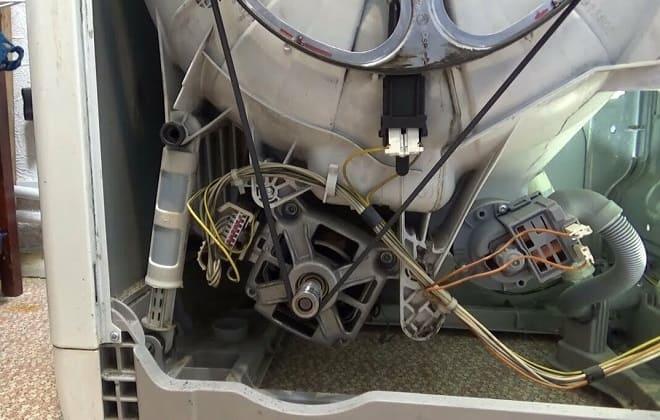 Замена ремня на стиральной машине своими руками