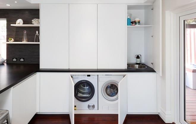 Есть ли смысл ставить стиралку на кухне