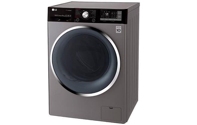 Ошибки на экране стиральной машины LG