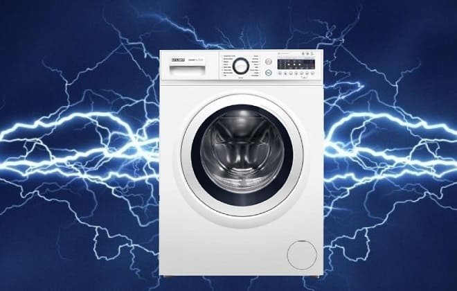 От чего зависит электропотребление стиралки