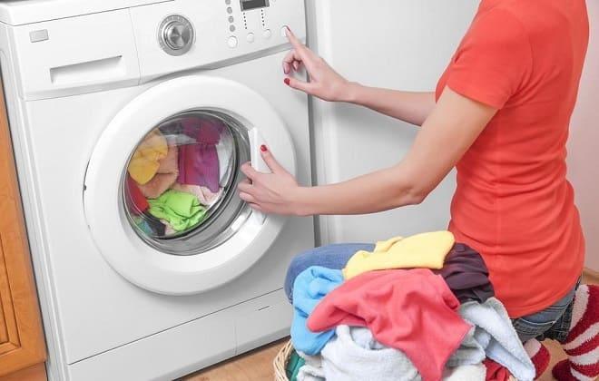 Перегруз барабана стиральной машины